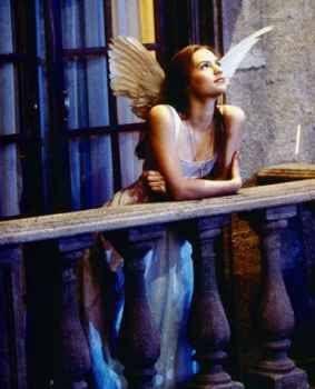 Juliette (attendant Roméo ?)