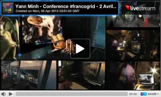 Conférence Yann Minh 2 avril 2013